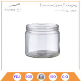 Frasco de vidro do armazenamento do frasco do atolamento para a colocação em latas/frascos de vidro para o atolamento