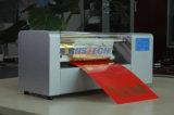 Machine d'estampage à feuilles moulantes à rouleaux à rouleaux, imprimante à ruban d'encre dorée numérique 360 mm