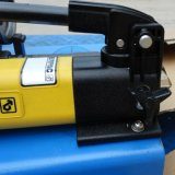 Machine manuelle Km-92s-a d'étampeur de boyau de la meilleure qualité