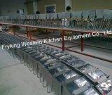 Friteuse profonde générale électrique d'acier inoxydable de contrôle de température