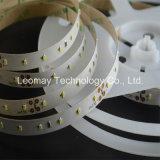Tiras do diodo emissor de luz do cabo flexível de DC12V SMD3014