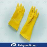 Le travail des gants en latex avec 11mil
