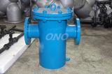 Rostfreies Grobfilter Steel304 im Abfluss mit Flansch
