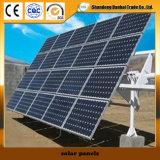 el panel de energía solar polivinílico 200W con eficacia alta