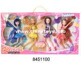 Het Plastic Speelgoed van Promoation voor Doll Winx van de Vlinder van de Fee van het Meisje Stevig Gezamenlijk (845199)