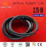 Borracha natural de grande resistência Tube2.75-18 original de câmara de ar interna da motocicleta