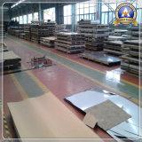 Edelstahl kaltgewalzte 2b Oberflächenplatte ASTM 316 316ti 316L