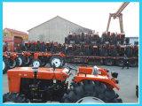 De Landbouw/Compacte/van het Landbouwbedrijf Tractor van de hete Verkoop met Uitstekende kwaliteit (55HP, 4WD)
