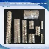 Edelstahl-perforierte Metallbildschirm-Blatt-Filter
