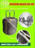 Weichglühen Stahldraht (ab Werk)