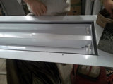Auto cabines de pulverizador para a pintura do carro na oficina do serviço da garagem do carro
