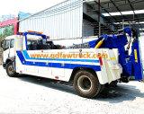 50tons Faw 새로운 상태 무거운 구조차 트럭