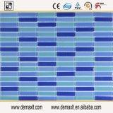 Mattonelle di mosaico calde di vetro di mosaico di vendita per il pavimento e la parete