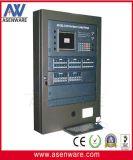 火災報知器の制御システムのパネル
