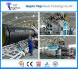 PlastikKrah gewölbtes Rohr, das wickelnde Rohr-Maschine der Maschinerie-/1200mm herstellt