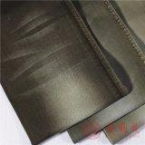 Nm5313-2 Poliéster Algodón Spandex tejido Denim Jeans