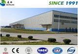 Estructura de acero prefabricada de dos pisos de proveedor de taller en Qingdao