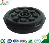 Almofadas de borracha NR para Jacks e Lifting with Protection Function