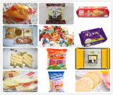 Prix semi-automatique de machine à emballer de pâtisserie de haute précision
