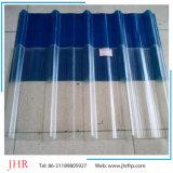 Las hojas de plástico reforzado con fibra de mejor venta revestido de color nuevo diseño de tragaluz FRP