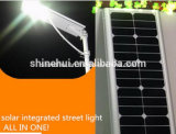 80W道ランプのための太陽LEDの街灯