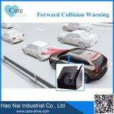 Alarma de la salida del carril de los accesorios autos de Caredrive con la función amonestadora de la colisión delantera