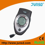 Compasso do cronômetro do calibre nivelado com tocha (JS-707)