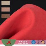 PVC de cuero Stocklot de cuero de la PU de la nueva manera 2018 para los bolsos/sofá/coche/zapato/ropa/decoración