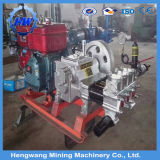 Diesel de alta pressão Bw160, Bw 250 bomba de lama de três cilindros