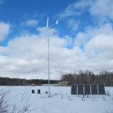 1000W Wind Solar Energy Power Generator Hybrid System