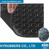 Круглая кнопка, циновка контролера резиновый, широко/точная Ribbed резиновый циновка, циновка диаманта Anti-Slip резиновый