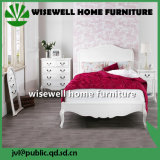 Jeu en bois de meubles de chambre à coucher de type européen
