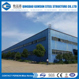 Bastidor de la estructura de acero de gran altura taller