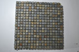 Piso de Mosaico Mosaico de ardósia