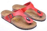 Chaussures de Borken de santal de dames (SDB004-2)