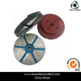 Dm 90 Terrco Machine Metal Bond Grinding Diamond 또는 Concrete Pad