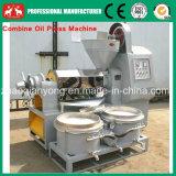 De automatische Pinda, Jatropha combineert de Pers van de Olie met de Filter van de Olie