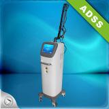 Remoção quente dos vasos sanguíneos do laser