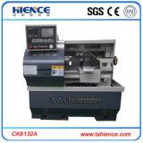 China-preiswerte Liebhaberei kleine Mini-CNC-Drehbank für Verkauf (CK6132A)