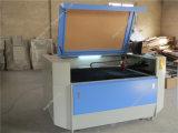 Máquina de borracha do laser do CNC do acrílico da estaca do CNC