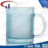 tazza di vetro dell'acqua di vendita calda di colore verde 240ml (CHM8132)