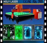 Verre industriel HSGP-machine à gravure laser de la publicité (L)