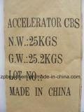 CBS de borracha do acelerador da alta qualidade 25kg/Bag (CZ) como o aditivo de borracha