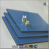 Guangzhou Aluminium Composite Panel con Different Surface Colors