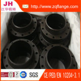 Marine Dtype Exhaust Pipe Steel Flange
