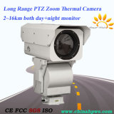 наблюдение Infrared Thermal Camera 18km Long Range PTZ Nightvision Military