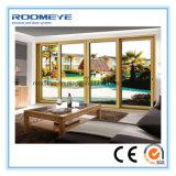 Высокое качество Roomeye индивидуальные алюминия и опускного стекла передней двери