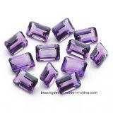 Gemstones frouxos Peça-Amethyst do Octagon da jóia