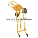 Trole de escalada da mão do preço de fábrica da escada de duas rodas