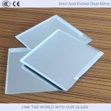 Acid Etched Mirror / Matte Mirror / Miroir décoratif / Low Iron Mirror / 2-8mm